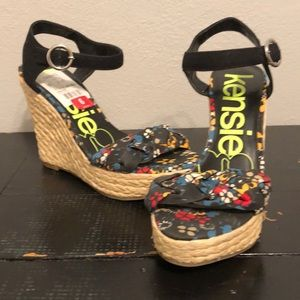 Kensie Girl Espadrille Sandals